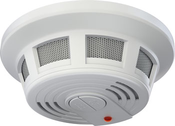 Commercial Smoke and Fire Detector